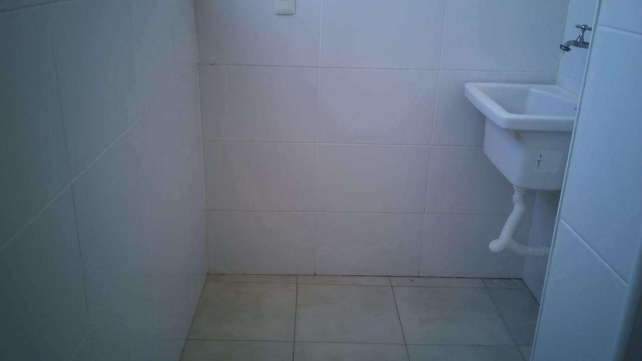 Apartamento com 2 dormitórios com 1 suite  novo em  São Vicente ,elevador, garagem, lazer fica próximo Carre four e praia - foto 7