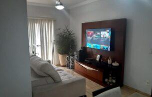 Apartamento no Embaré em Santos,com 2 Dormitórios com suíte
