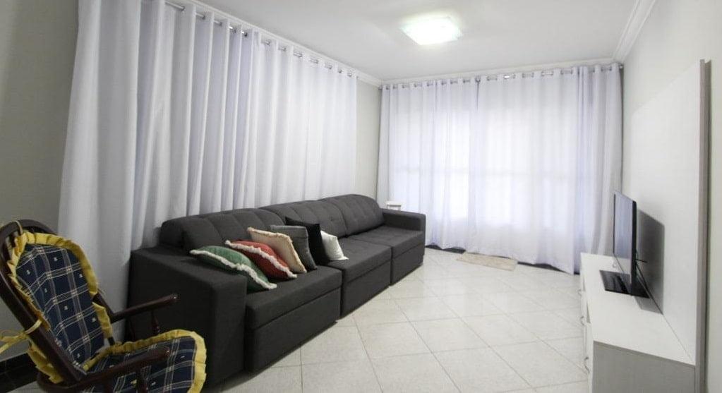 Apartamento amplo 4 dormitórios sendo 2 suítes Gonzaga, Santos, S.P - foto 4