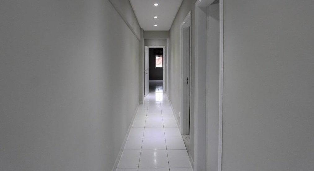 Apartamento amplo 4 dormitórios sendo 2 suítes Gonzaga, Santos, S.P - foto 8
