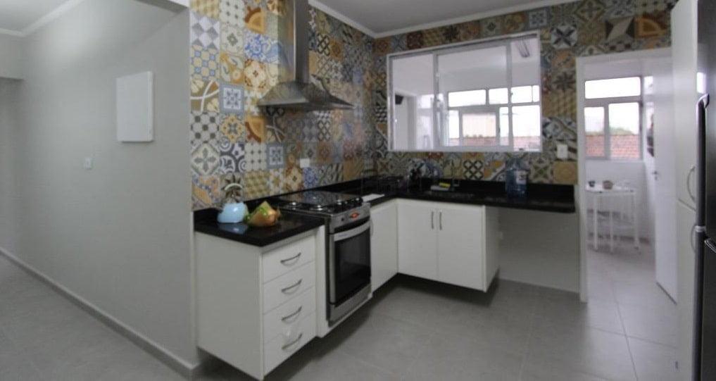 Apartamento amplo 4 dormitórios sendo 2 suítes Gonzaga, Santos, S.P - foto 20