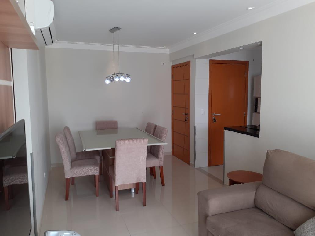 Vila Belmiro 2 dormitórios com banheiro de empregada e lazer completo no canal 2 - foto 4