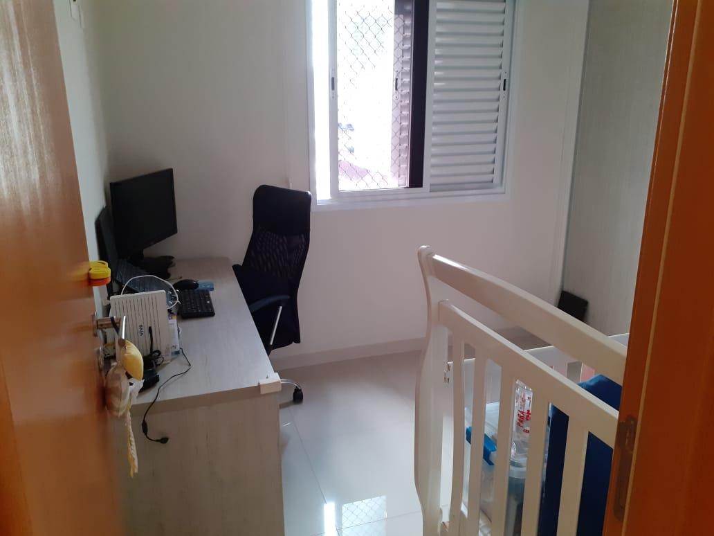 Vila Belmiro 2 dormitórios com banheiro de empregada e lazer completo no canal 2 - foto 6