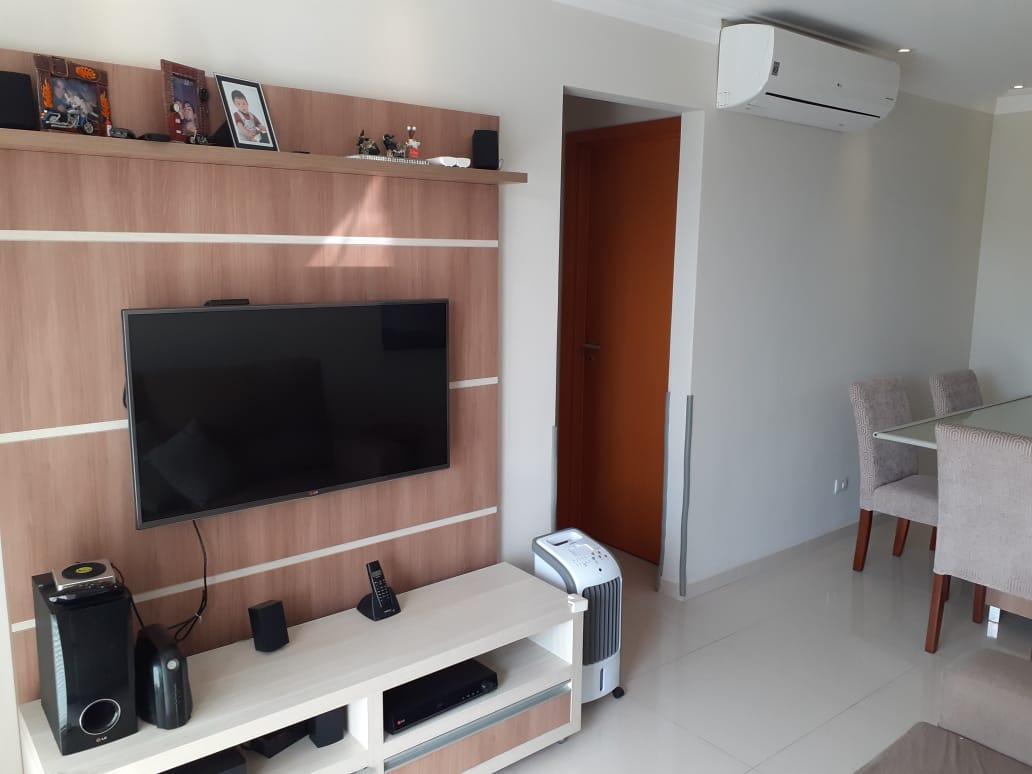 Vila Belmiro 2 dormitórios com banheiro de empregada e lazer completo no canal 2 - foto 7