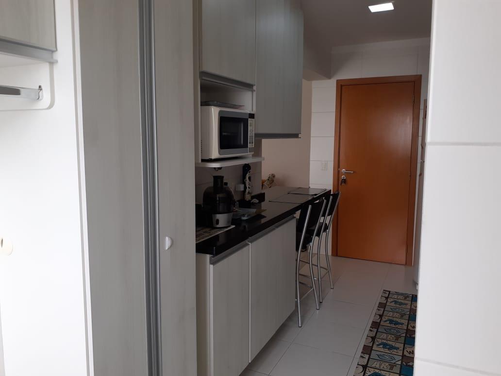 Vila Belmiro 2 dormitórios com banheiro de empregada e lazer completo no canal 2 - foto 13