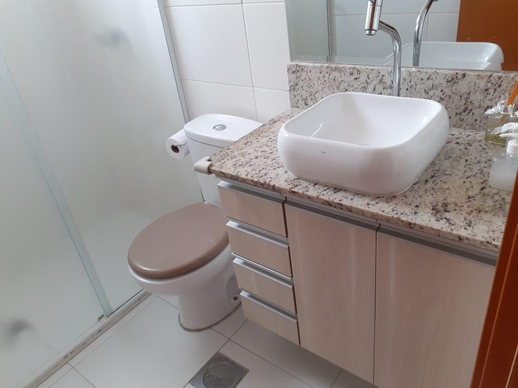 Vila Belmiro 2 dormitórios com banheiro de empregada e lazer completo no canal 2 - foto 14