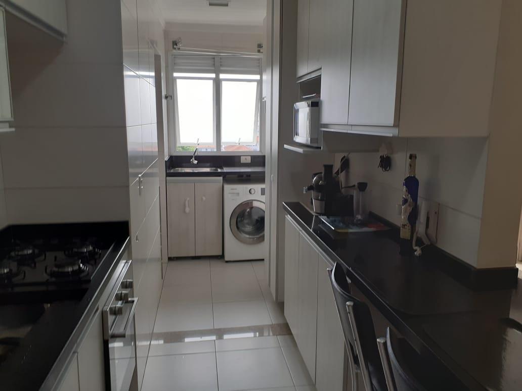 Vila Belmiro 2 dormitórios com banheiro de empregada e lazer completo no canal 2 - foto 16