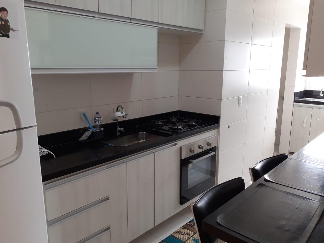 Vila Belmiro 2 dormitórios com banheiro de empregada e lazer completo no canal 2 - foto 18