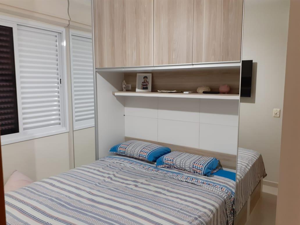 Vila Belmiro 2 dormitórios com banheiro de empregada e lazer completo no canal 2 - foto 19