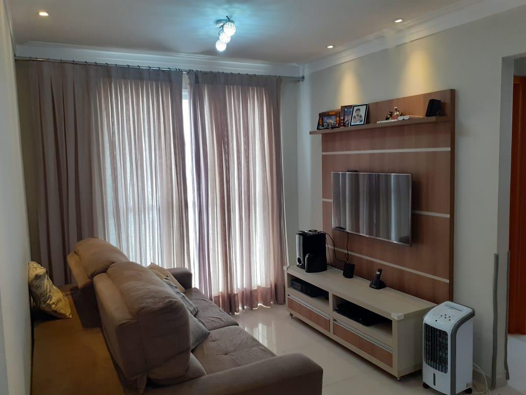Vila Belmiro 2 dormitórios com banheiro de empregada e lazer completo no canal 2 - foto 20