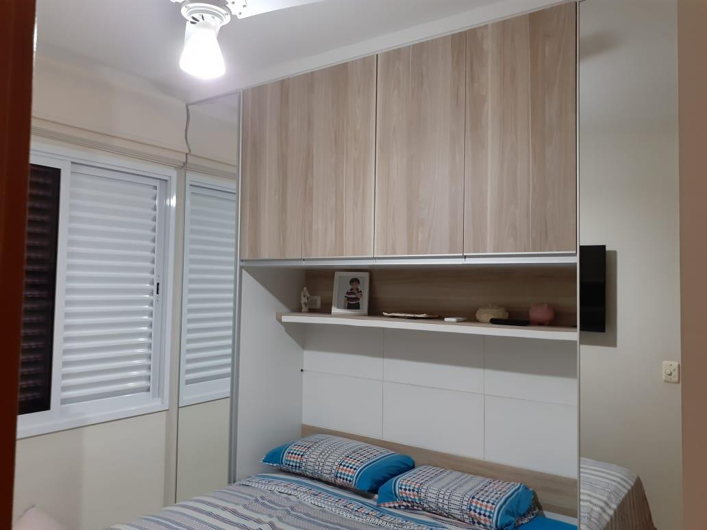 Vila Belmiro 2 dormitórios com banheiro de empregada e lazer completo no canal 2 - foto 21