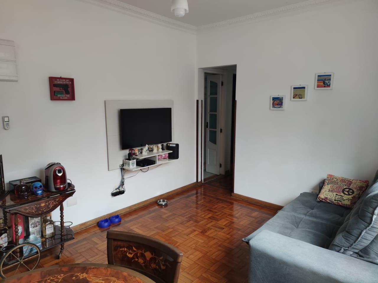 Apartamento no Gonzaga 2 dormitórios ótimo estado - foto 4