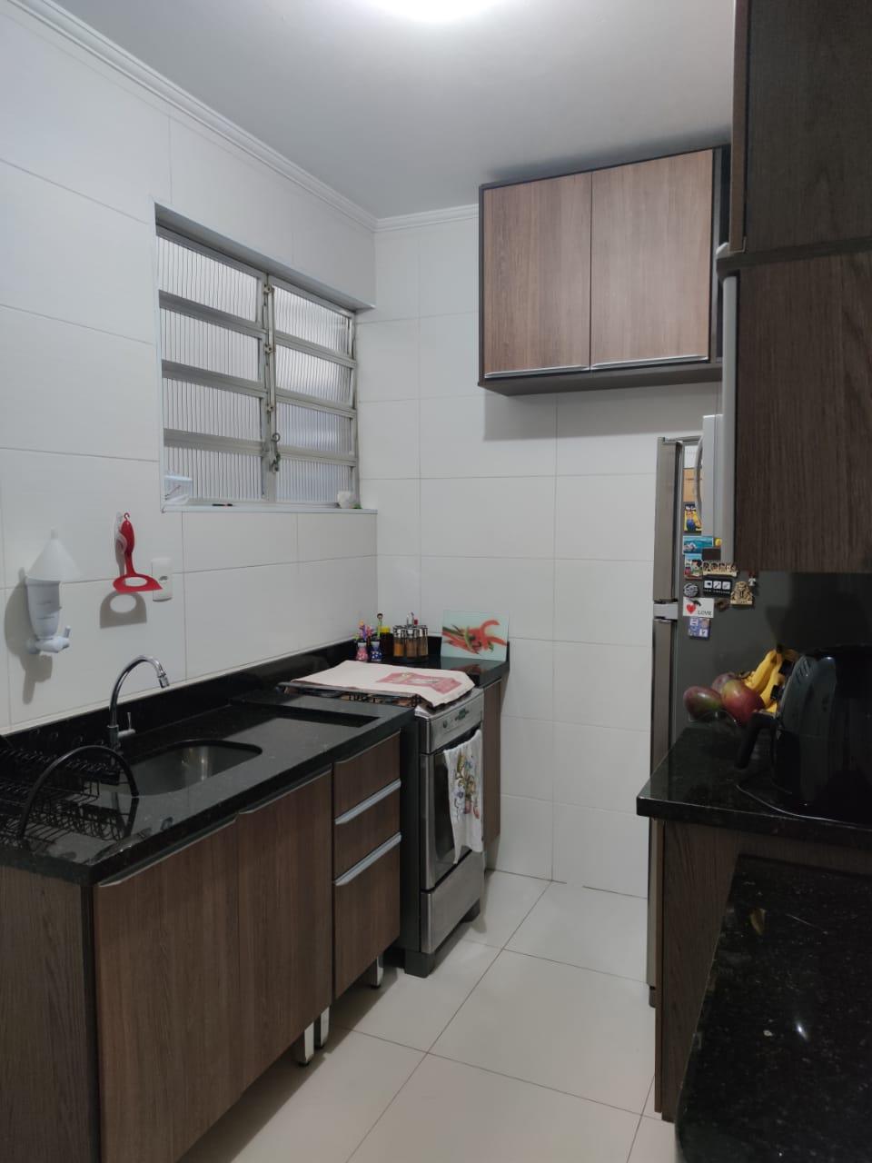 Apartamento no Gonzaga 2 dormitórios ótimo estado - foto 5