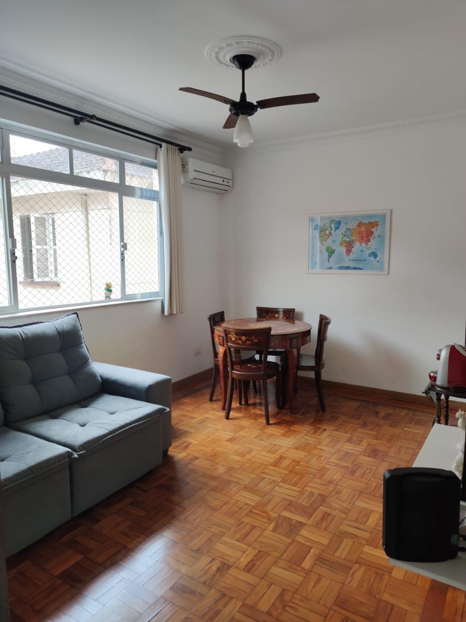 Apartamento no Gonzaga 2 dormitórios ótimo estado - foto 9