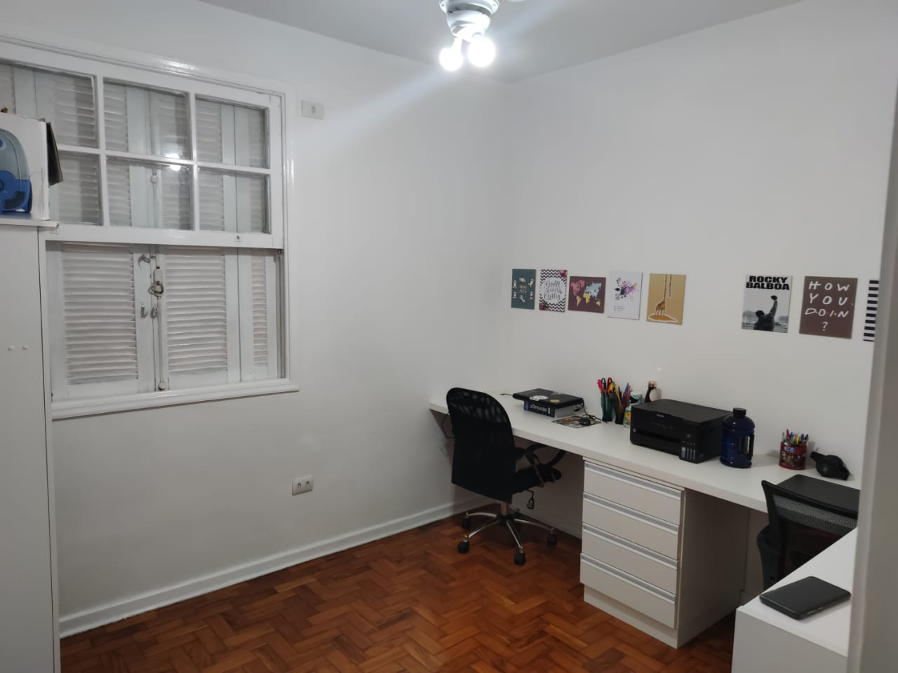 Apartamento no Gonzaga 2 dormitórios ótimo estado - foto 14
