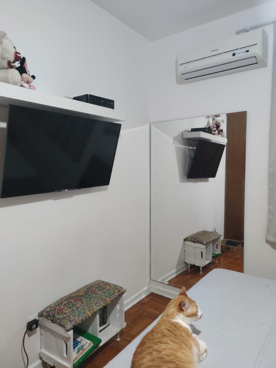 Apartamento no Gonzaga 2 dormitórios ótimo estado - foto 21