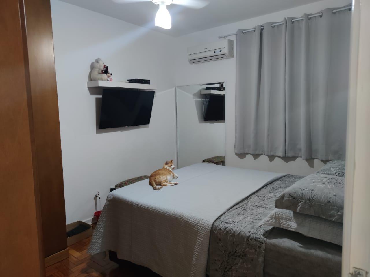 Apartamento no Gonzaga 2 dormitórios ótimo estado - foto 24