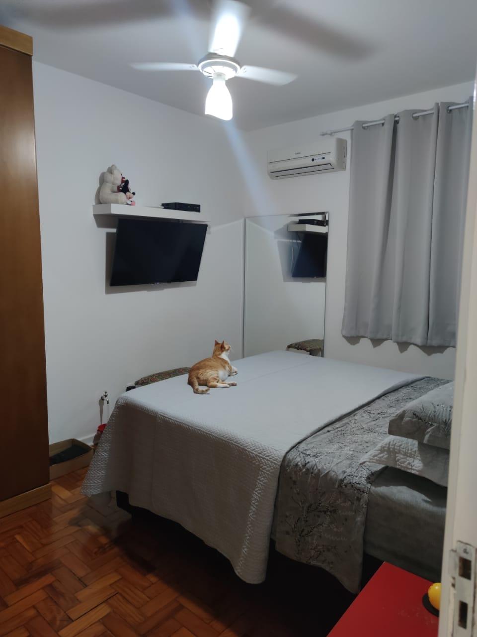Apartamento no Gonzaga 2 dormitórios ótimo estado - foto 25