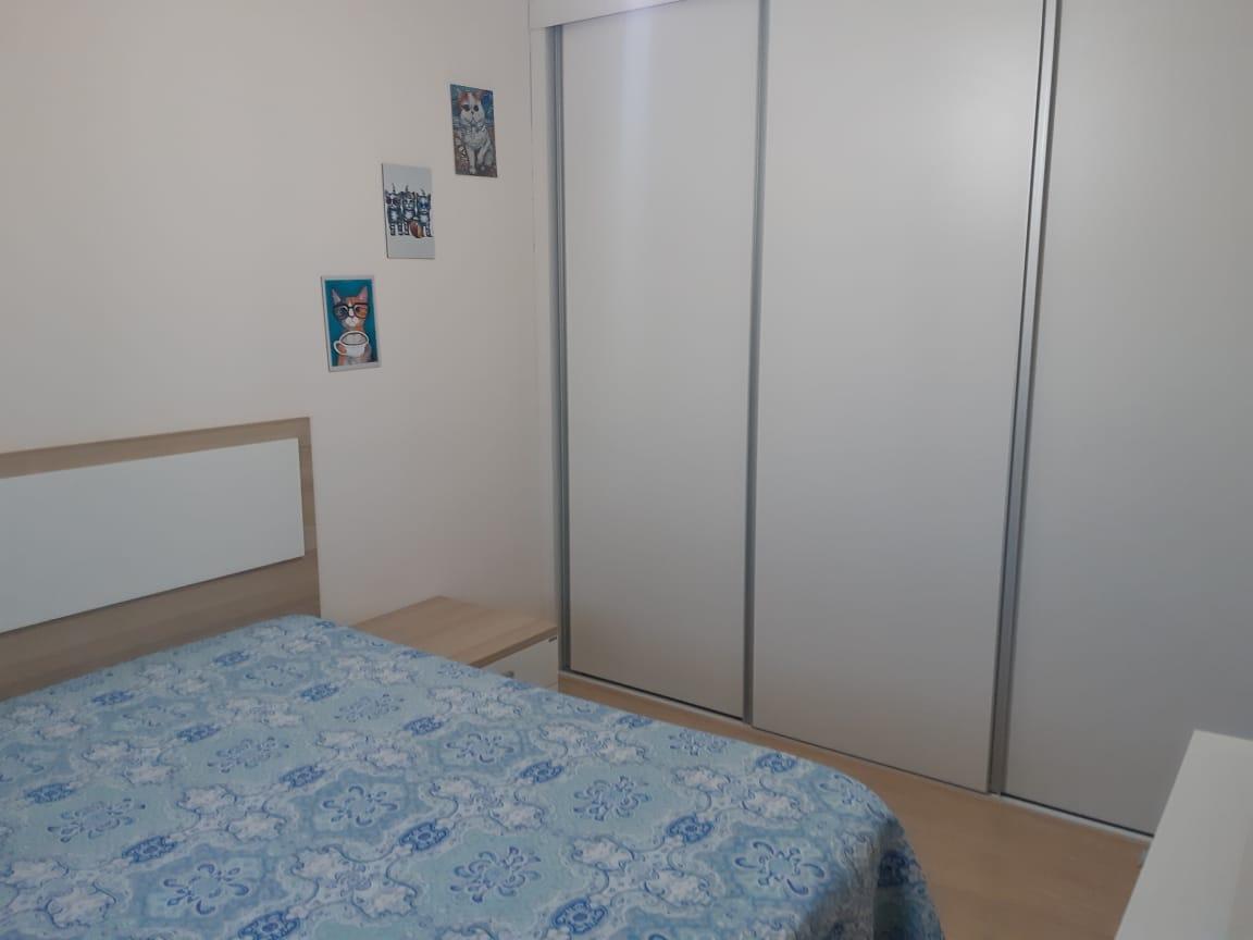 apartamento a venda com 2 dormitórios 1 suite sala 2 ambientes com varanda e vista livre - foto 1