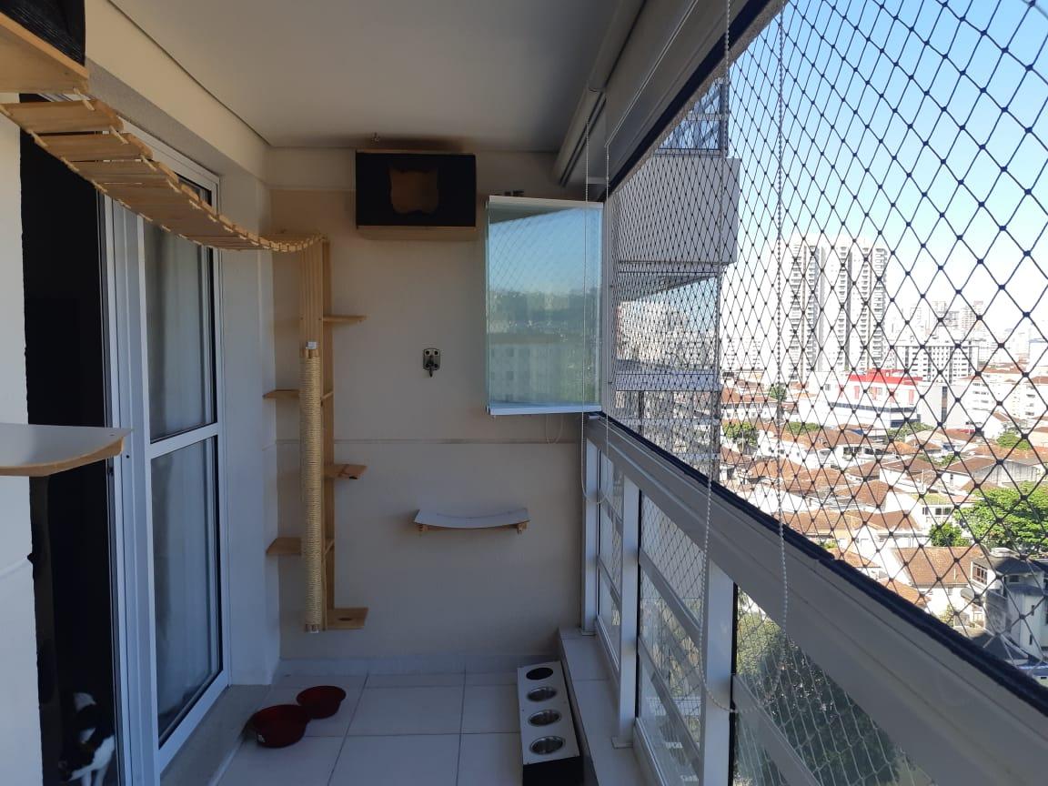 apartamento a venda com 2 dormitórios 1 suite sala 2 ambientes com varanda e vista livre - foto 4