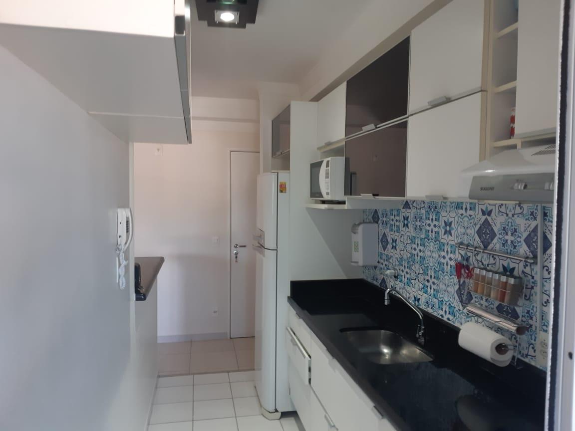 apartamento a venda com 2 dormitórios 1 suite sala 2 ambientes com varanda e vista livre - foto 7