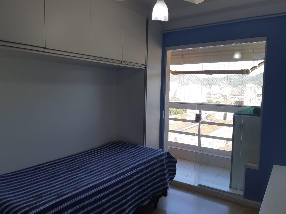 apartamento a venda com 2 dormitórios 1 suite sala 2 ambientes com varanda e vista livre - foto 8