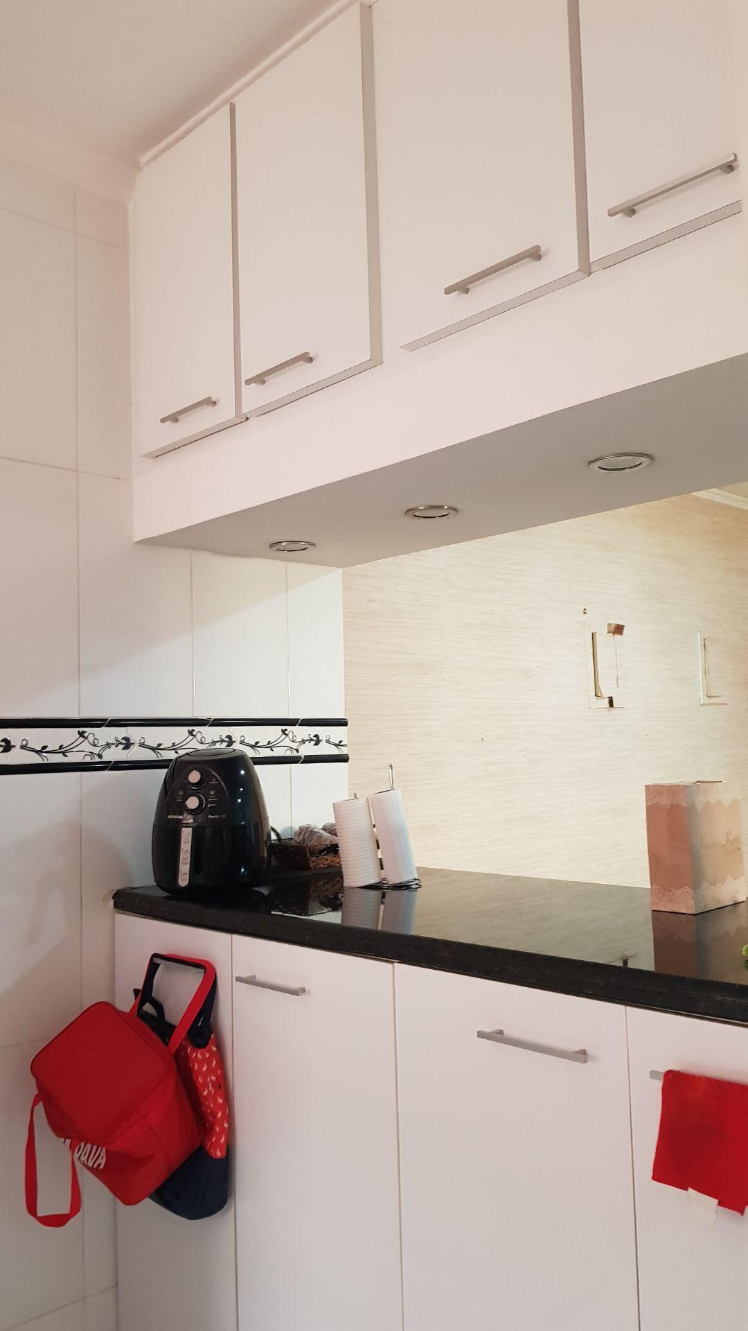 apartamento a venda no Gonzaga em santos térreo de 1 dormitório e garagem. - foto 12