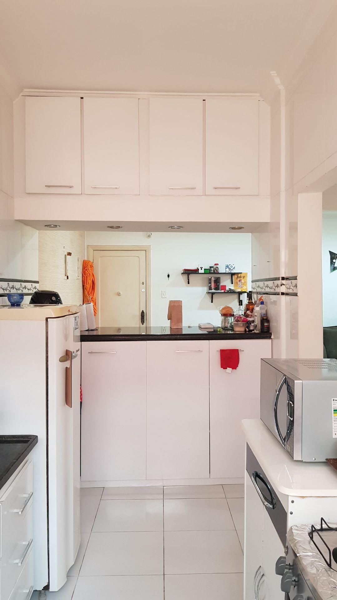 apartamento a venda no Gonzaga em santos térreo de 1 dormitório e garagem. - foto 5