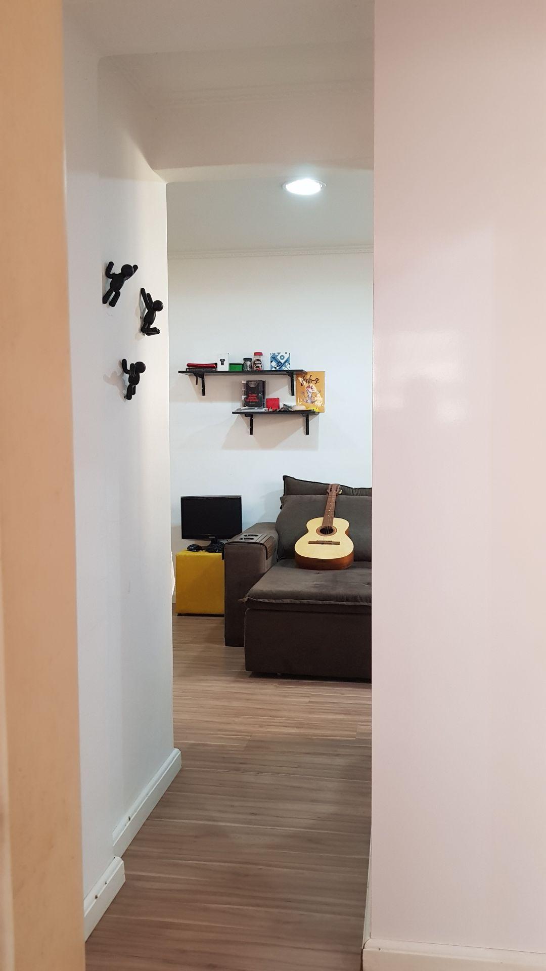 apartamento a venda no Gonzaga em santos térreo de 1 dormitório e garagem. - foto 11
