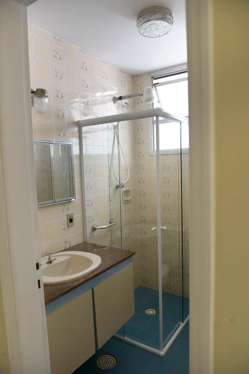 Amplo apartamento Boqueirão ( canal 4) de 1 dormitório com uma área interna de 61,m². - foto 20