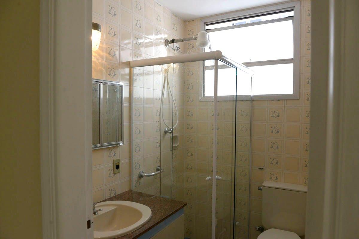 Amplo apartamento Boqueirão ( canal 4) de 1 dormitório com uma área interna de 61,m². - foto 19