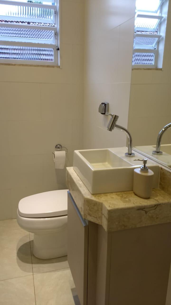 Boqueirão em Santos vendo apartamento todo reformado com 3 dormitórios sendo 2 suítes. - foto 12