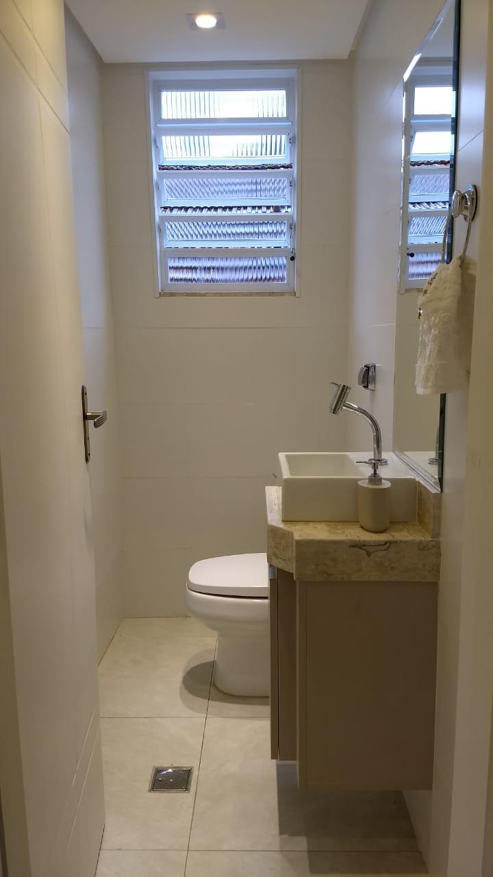 Boqueirão em Santos vendo apartamento todo reformado com 3 dormitórios sendo 2 suítes. - foto 11