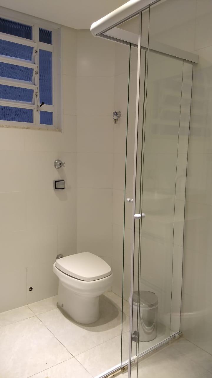 Boqueirão em Santos vendo apartamento todo reformado com 3 dormitórios sendo 2 suítes. - foto 4