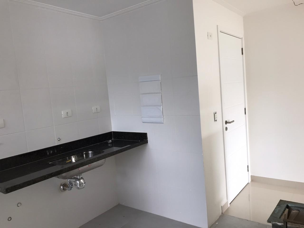 apartamento novo 2 dormitórios com 1 suite e uma varanda gourmet. - foto 8