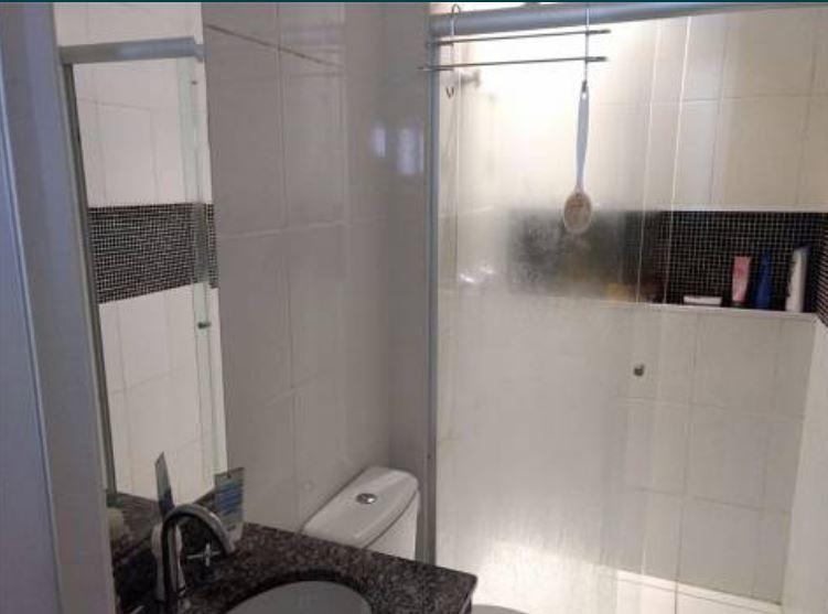 Apartamento no marapé todo planejado com 2 dormitórios sendo 1 suíte varanda - foto 4