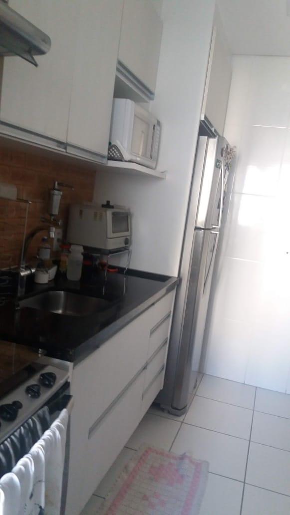 Apartamento no marapé todo planejado com 2 dormitórios sendo 1 suíte varanda - foto 8