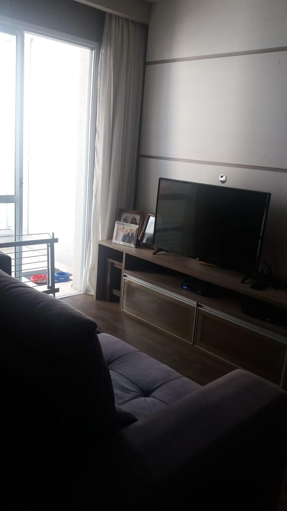 Apartamento no marapé todo planejado com 2 dormitórios sendo 1 suíte varanda - foto 11