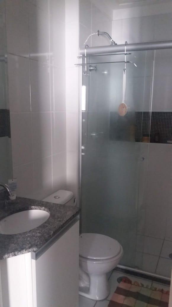 Apartamento no marapé todo planejado com 2 dormitórios sendo 1 suíte varanda - foto 13