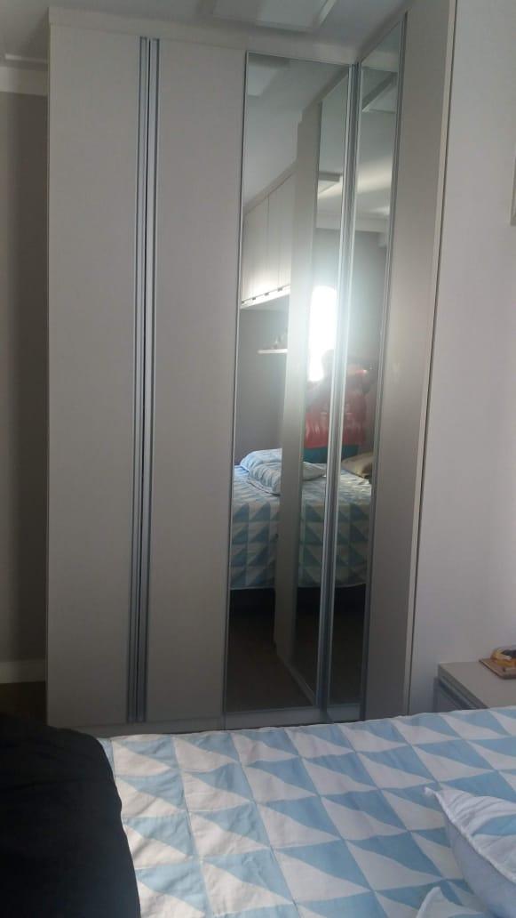 Apartamento no marapé todo planejado com 2 dormitórios sendo 1 suíte varanda - foto 14