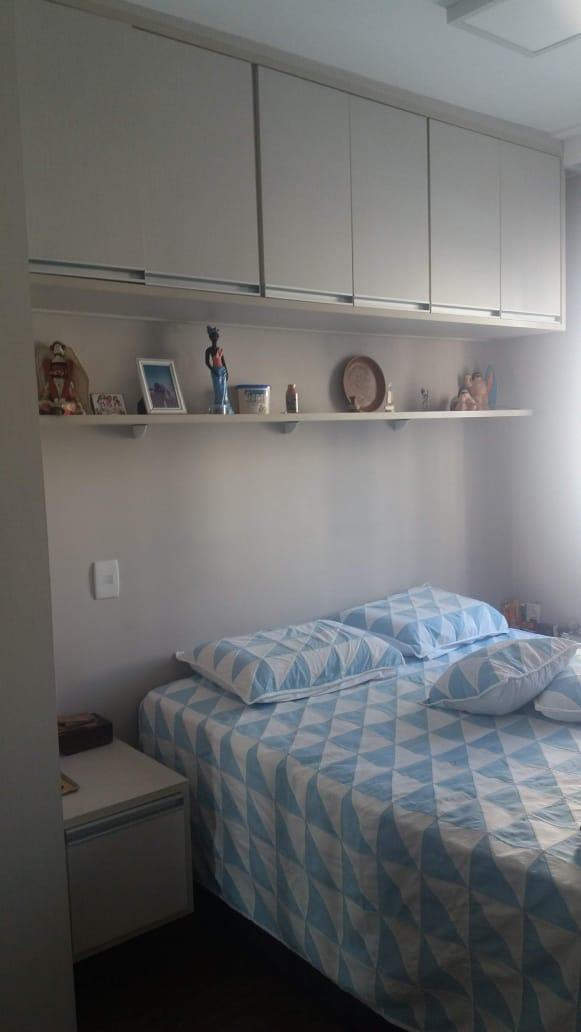 Apartamento no marapé todo planejado com 2 dormitórios sendo 1 suíte varanda - foto 15