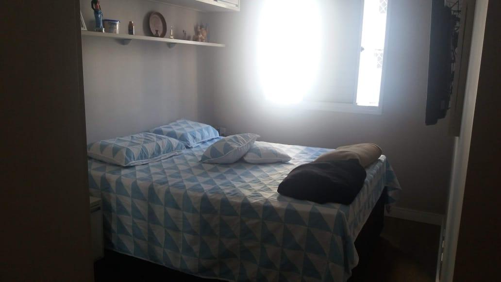 Apartamento no marapé todo planejado com 2 dormitórios sendo 1 suíte varanda - foto 17
