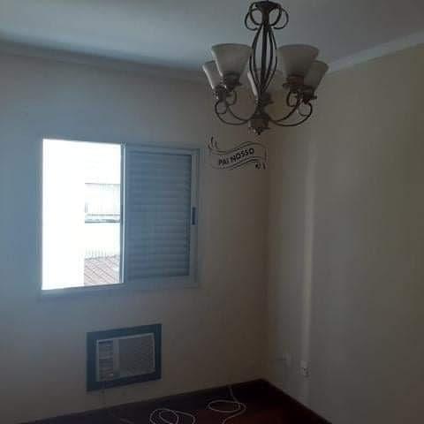 Ótimo apartamento 2 dormitórios,vila matias em Santos com sala para 2 ambientes com sacada. - foto 14
