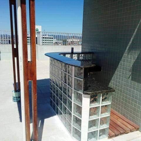 Ótimo apartamento 2 dormitórios,vila matias em Santos com sala para 2 ambientes com sacada. - foto 9