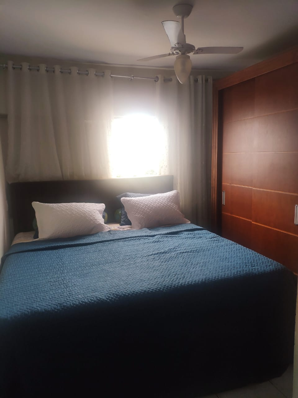 Apartamento 3 dormitórios bem arejado, iluminado, todo reformado, com piso frio e papel de parede,garagem fechada. - foto 7