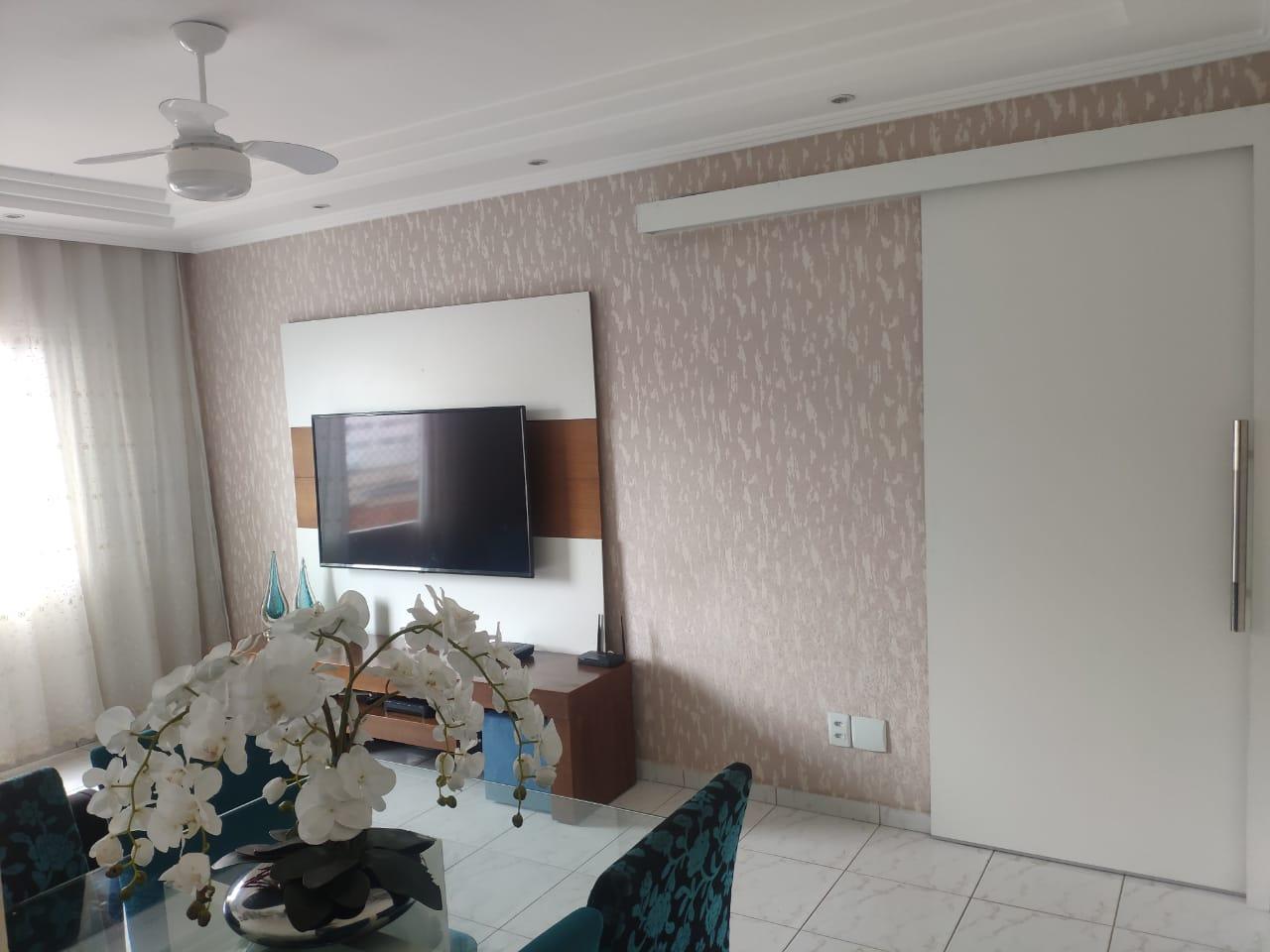 Apartamento 3 dormitórios bem arejado, iluminado, todo reformado, com piso frio e papel de parede,garagem fechada. - foto 8