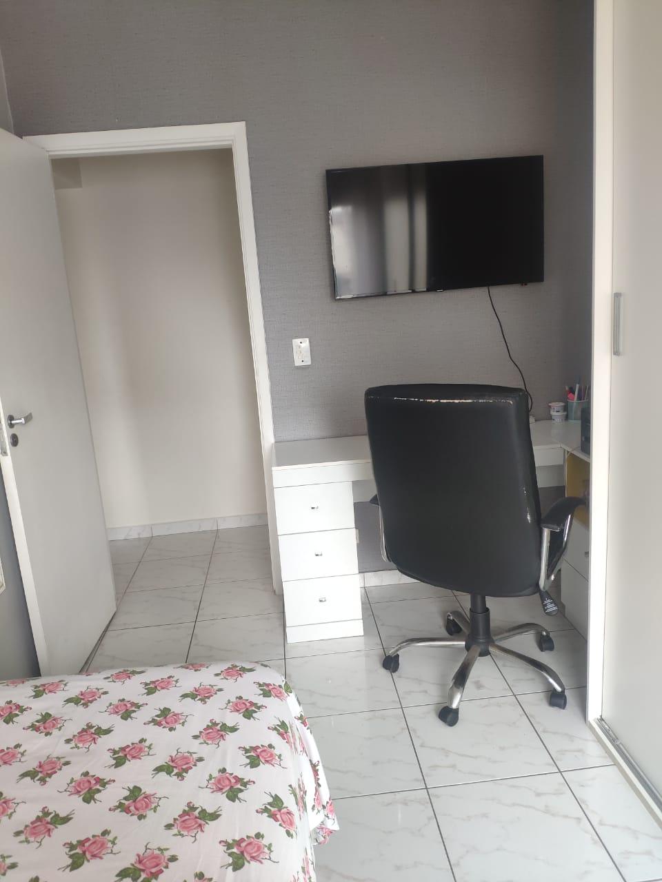Apartamento 3 dormitórios bem arejado, iluminado, todo reformado, com piso frio e papel de parede,garagem fechada. - foto 3