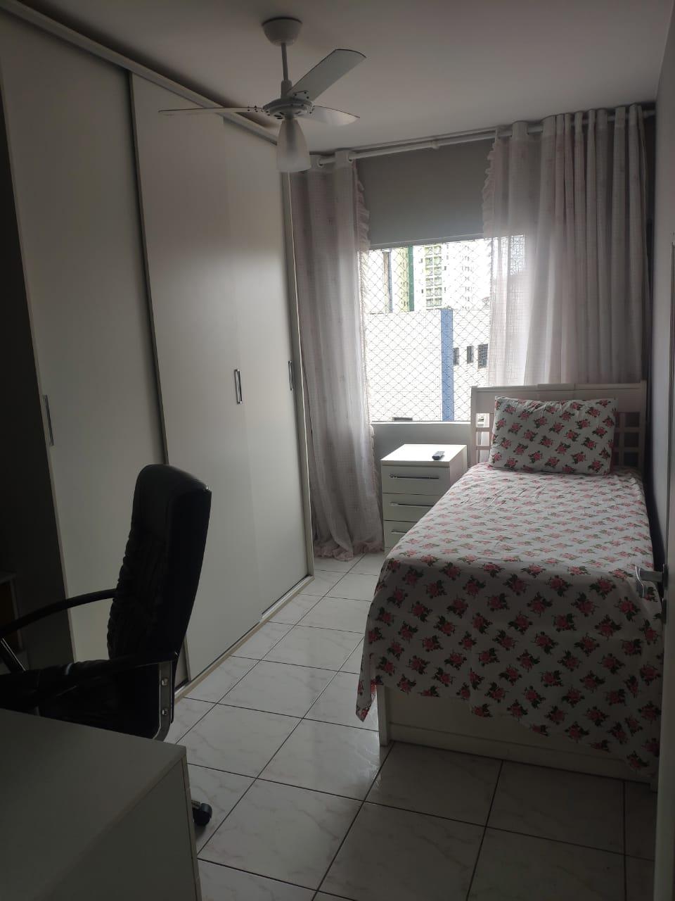 Apartamento 3 dormitórios bem arejado, iluminado, todo reformado, com piso frio e papel de parede,garagem fechada. - foto 2