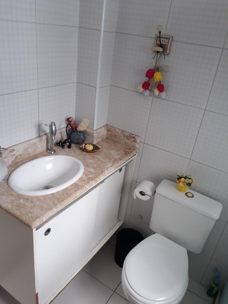 Apartamento com 3 Dormitórios no Bnh   , no bairro Aparecida próximo ao shopping Praia Mar em prédio de 3 andares - foto 8