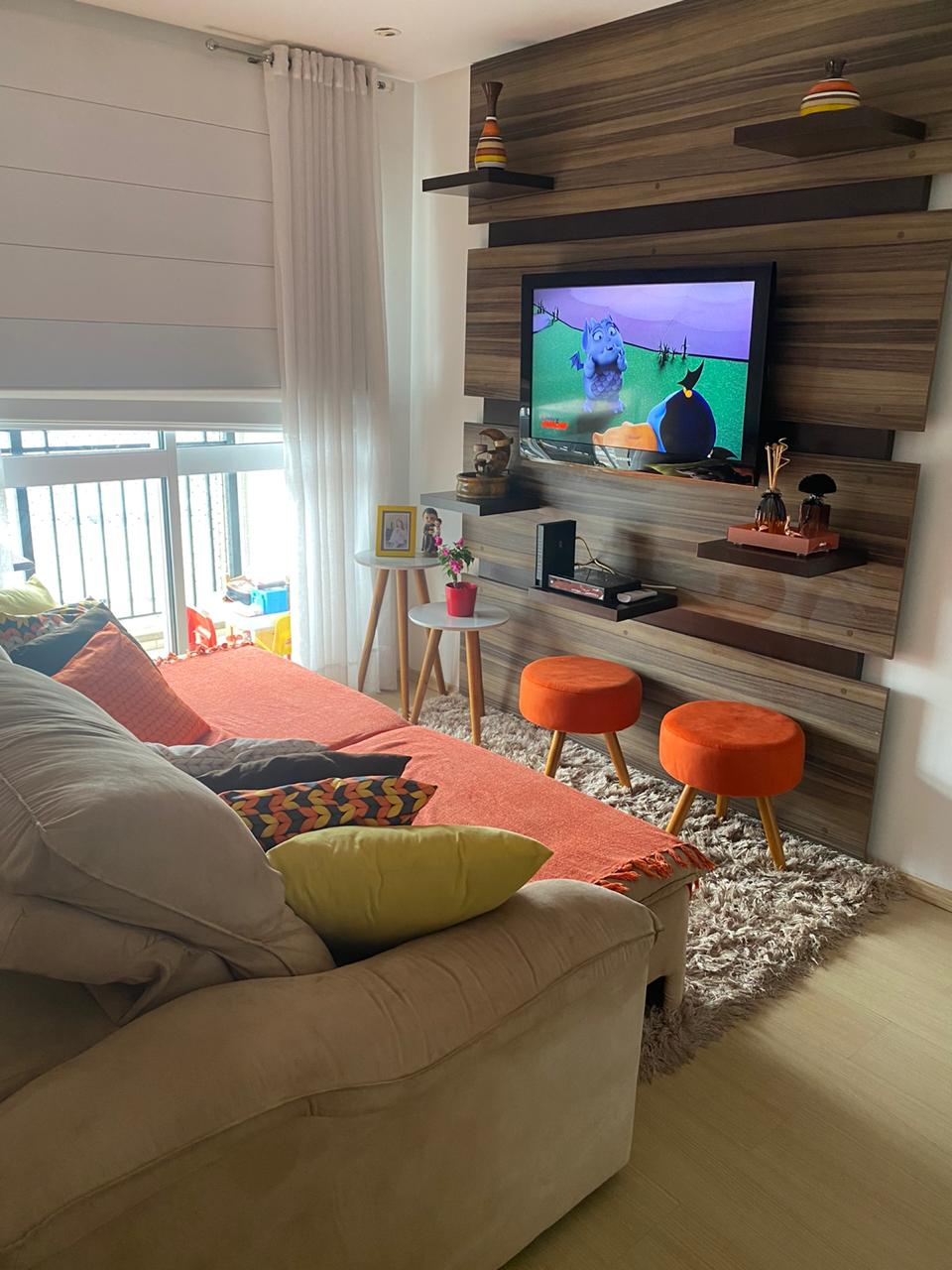 Apartamento no Gonzaga em prédio com área de lazer completa, salão de festas, piscina adulto. - foto 5